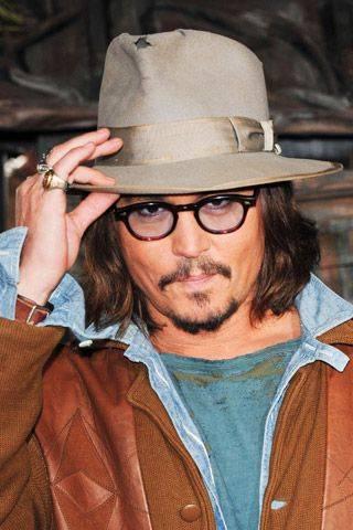 Johnny Depp (1963-present)
