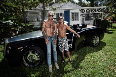 Anthony Bourdain and Iggy Pop talk music, mortality and contentment
