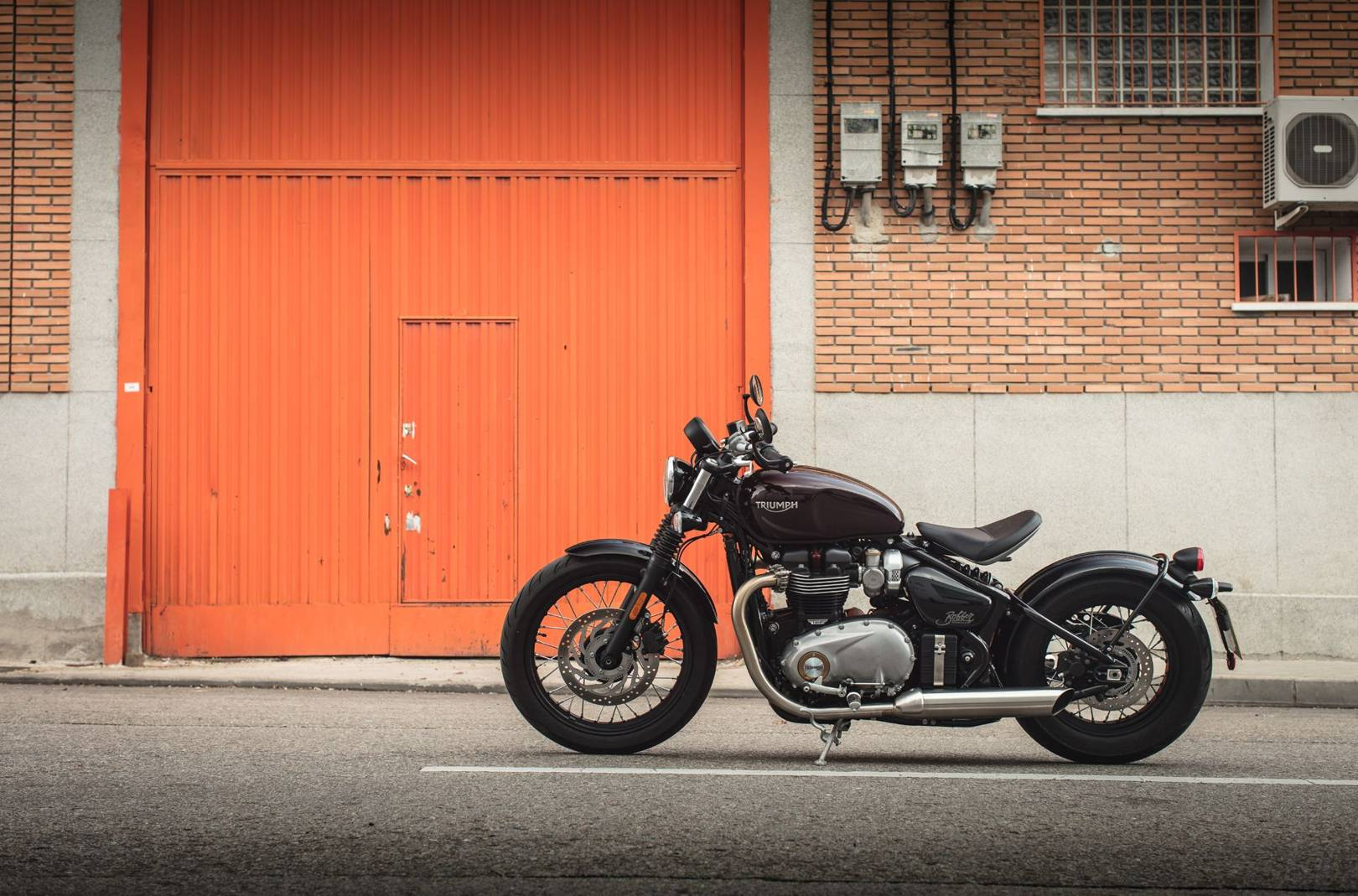 Triumph Bobber Review The Coolest Bike On The Planet Right Now