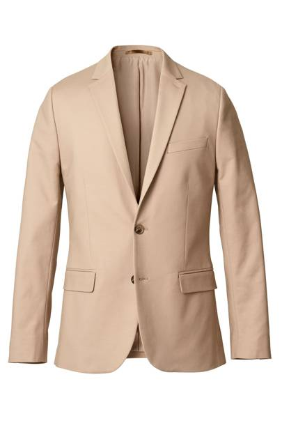David Beckham H&M Modern Essentials chino suit jacket