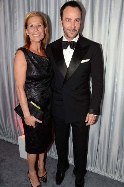 Jo Levin and Tom Ford