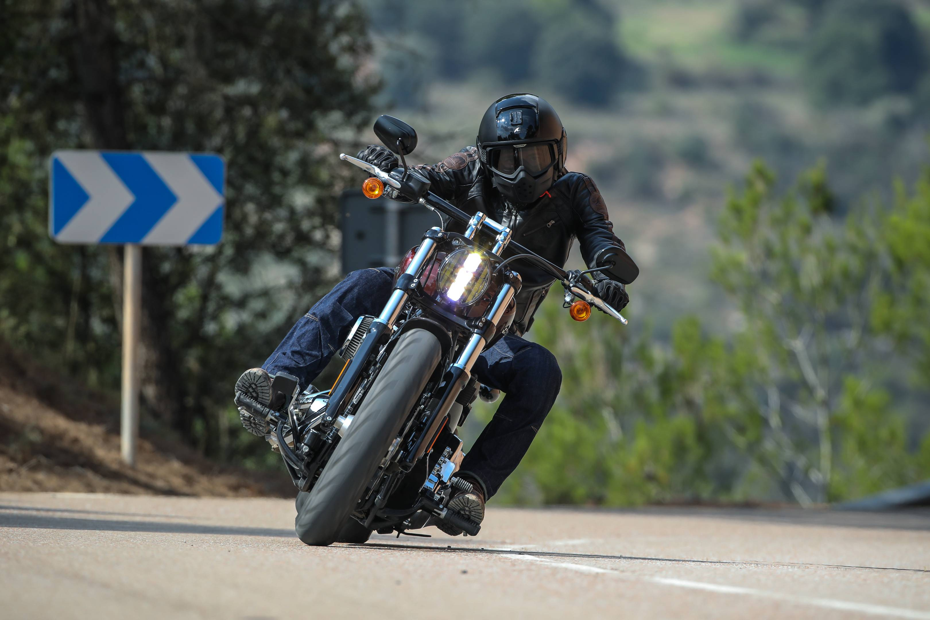 a95d12f5b Harley-Davidson's Breakout 114 is a bike you'll either love or hate