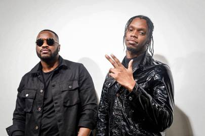 Lethal Bizzle and Krept
