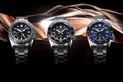 Introducing the new Seiko Prospex LX dive watch