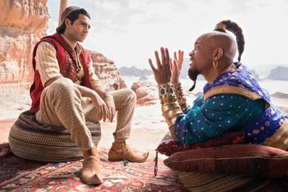Disney should have let Will Smith be himself in Aladdin
