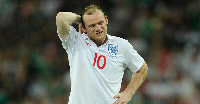 Wayne Rooney's testimonial farce – the FA are celebrating mediocracy