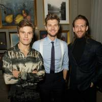 Oliver Cheshire, Jim Chapman and Craig McGinlay