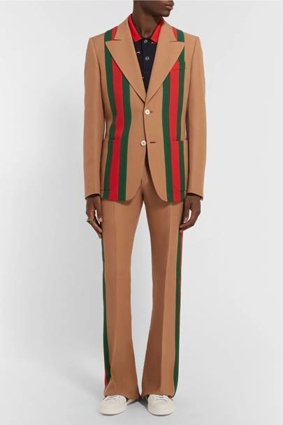Suit by Gucci
