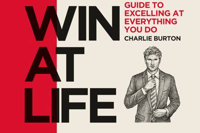 Want to win at life? Buy our book of expert masterclasses