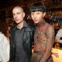 Eduardo Velicskov and Xander Ang