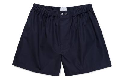 Boxer shorts by Sunspel