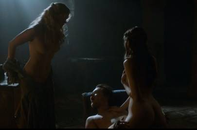11. Theon's threesome