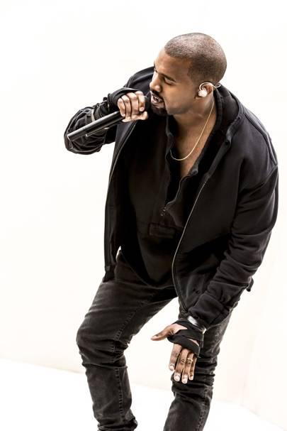 18. Kanye West
