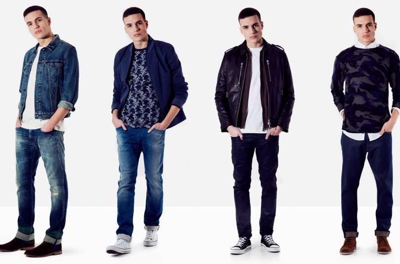 British Male Fashion Trends October
