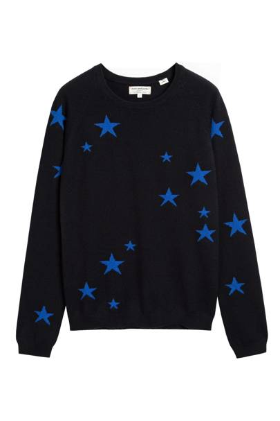 Chinti + Parker star sweatshirt