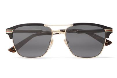 12. Gucci Endura square-frame sunglasses