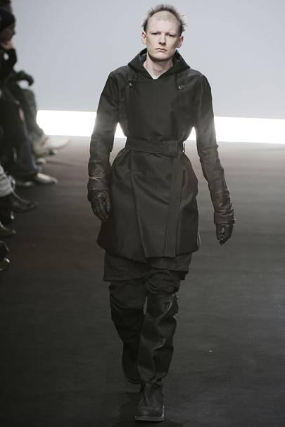 Rick Owens Autumn/Winter 2009 Menswear show report ...