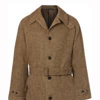 Herringbone coat by Polo Ralph Lauren