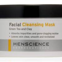 Facial Cleansing Mask by Menscience