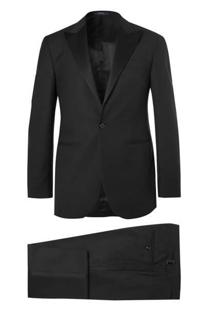 Fairbanks slim-fit wool tuxedo by Polo Ralph Lauren