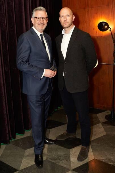 Gordon Watson and Jon Stanley