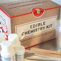 Uncommon Goods edible chemistry set