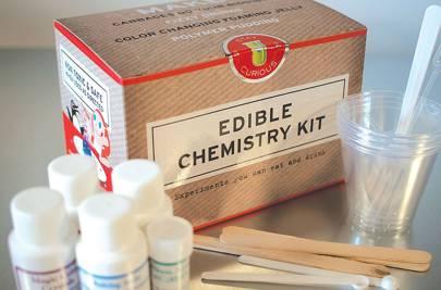 Uncommon Goods edible chemistry set