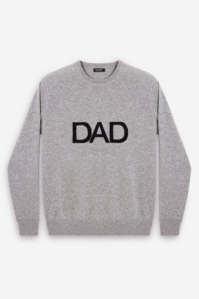 Ron Dorff 'Dad' cashmere jumper