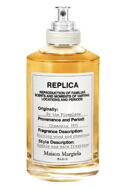 By The Fireplace by Maison Margiela