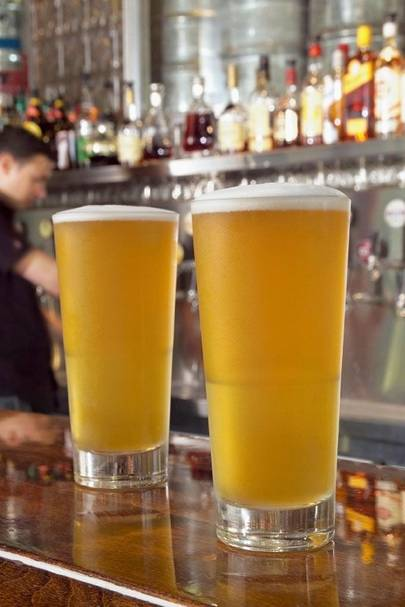 How to get healthier drinking beer