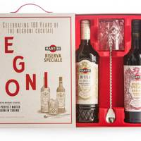 Riserva Speciale Negroni Gift Pack by Martini
