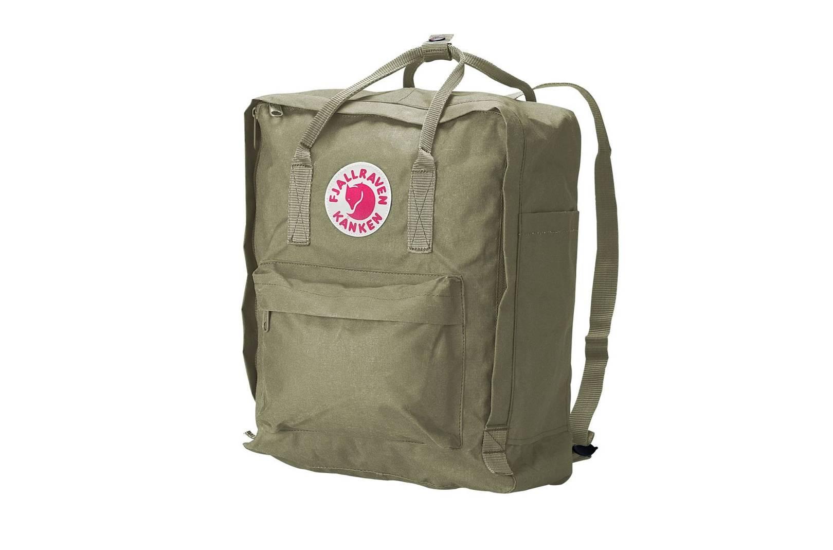4a118c5a89a595 Fjällräven Kånken backpack: Too cool for school | British GQ