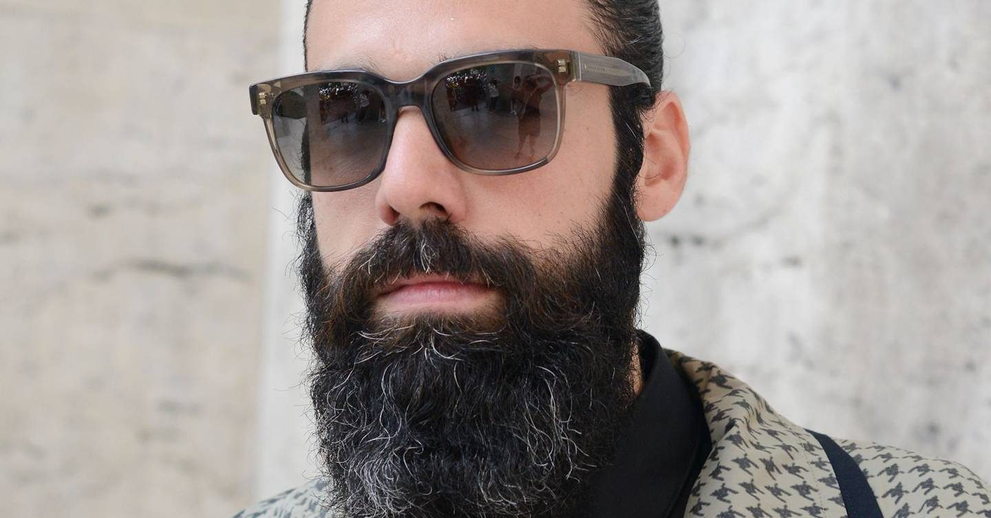 Beard And Hair Style by wearticles.com