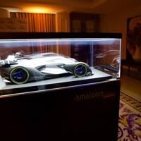 Model of the McLaren Ultimate Vision Gran Turismo