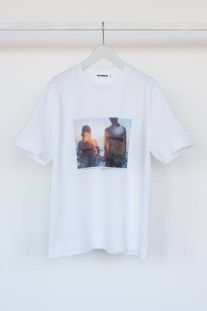 T-shirt by Jil Sander