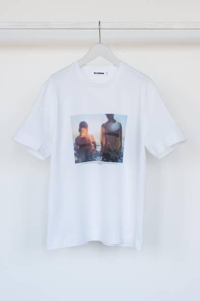 T-shirt by Jil Sander