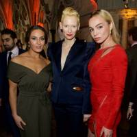 Zara Phythian, Tilda Swinton and Katrina Durden