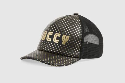 Baseball cap by Gucci