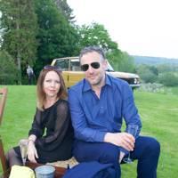 Rachel and Adrian Lambert