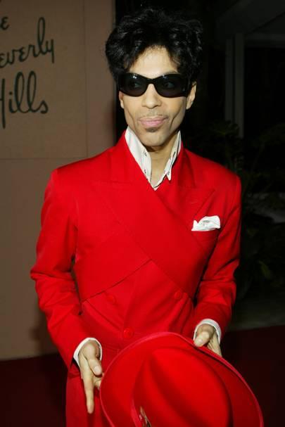2004: Prince