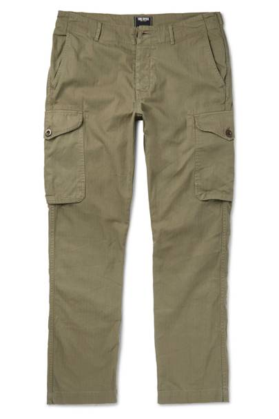 Todd Snyder cargo trousers