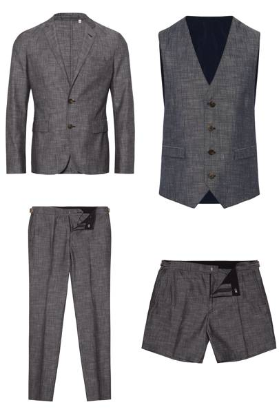 Orlebar Brown x Gerry McGovern suit