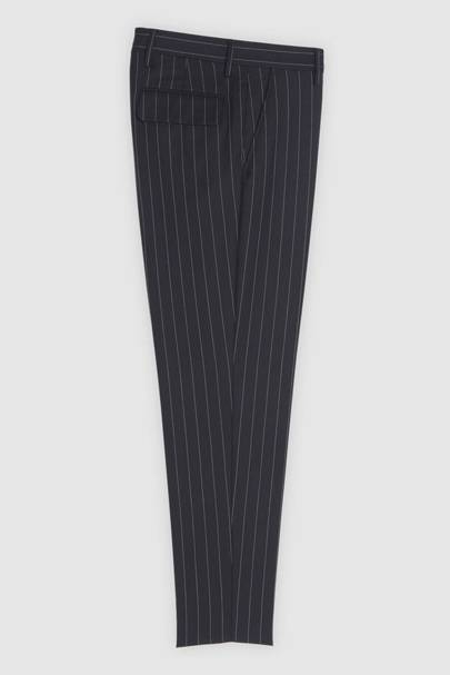 Pinstripe Trousers by Sandro