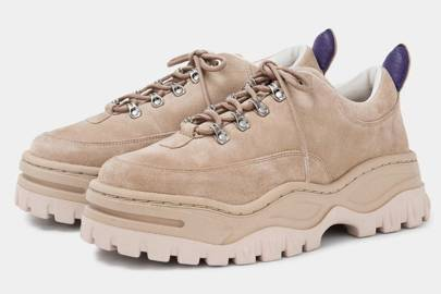 Angel Suede trainers by Eytys