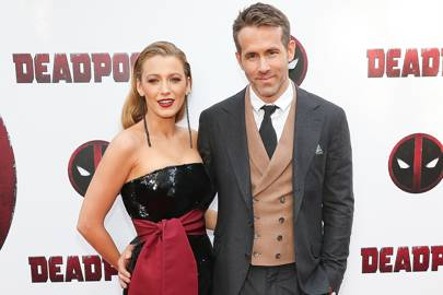 Blake Lively and Ryan Reynolds are experts in old Hollywood glamour