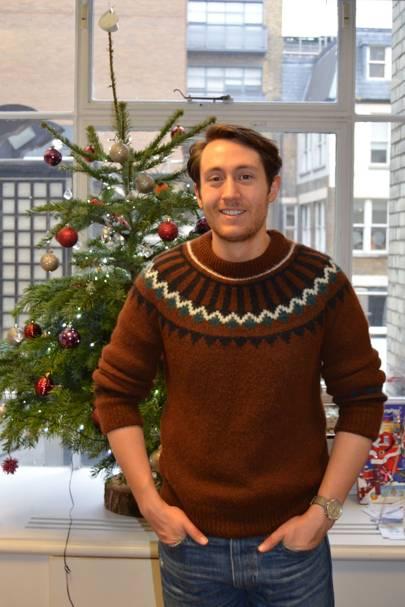Nick Carvell, GQ Associate Style Editor