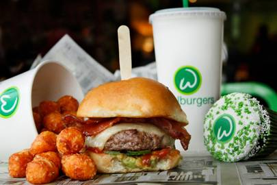 Wahlburgers has launched in London and it's no ordinary burger joint