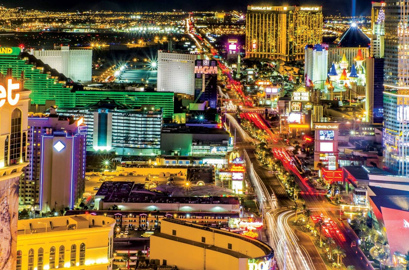 55c06e39d7 Las Vegas travel guide - how to spend a long weekend in Las Vegas ...