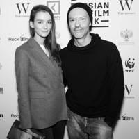 Paulina Andreeva and Fyodor Bondarchuk