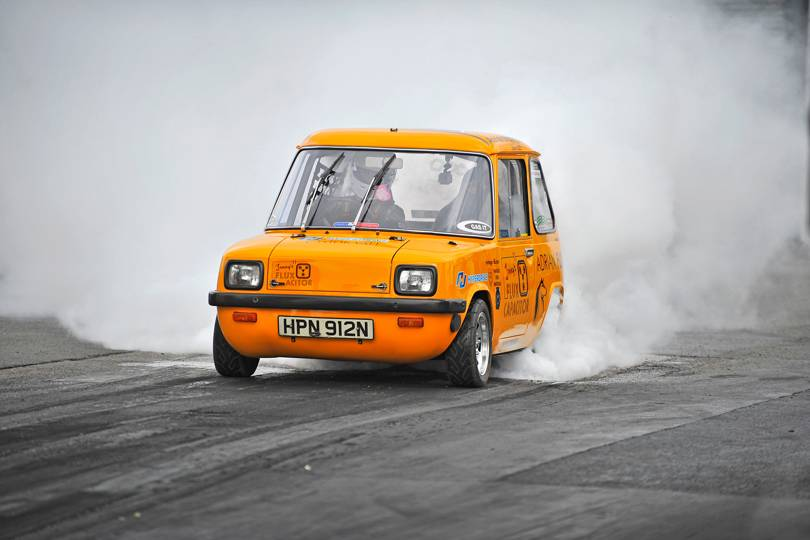 The Flux Capacitor Enfield 8000 Is The World S Fastest
